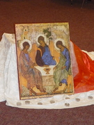 Christian Altar Counterpart