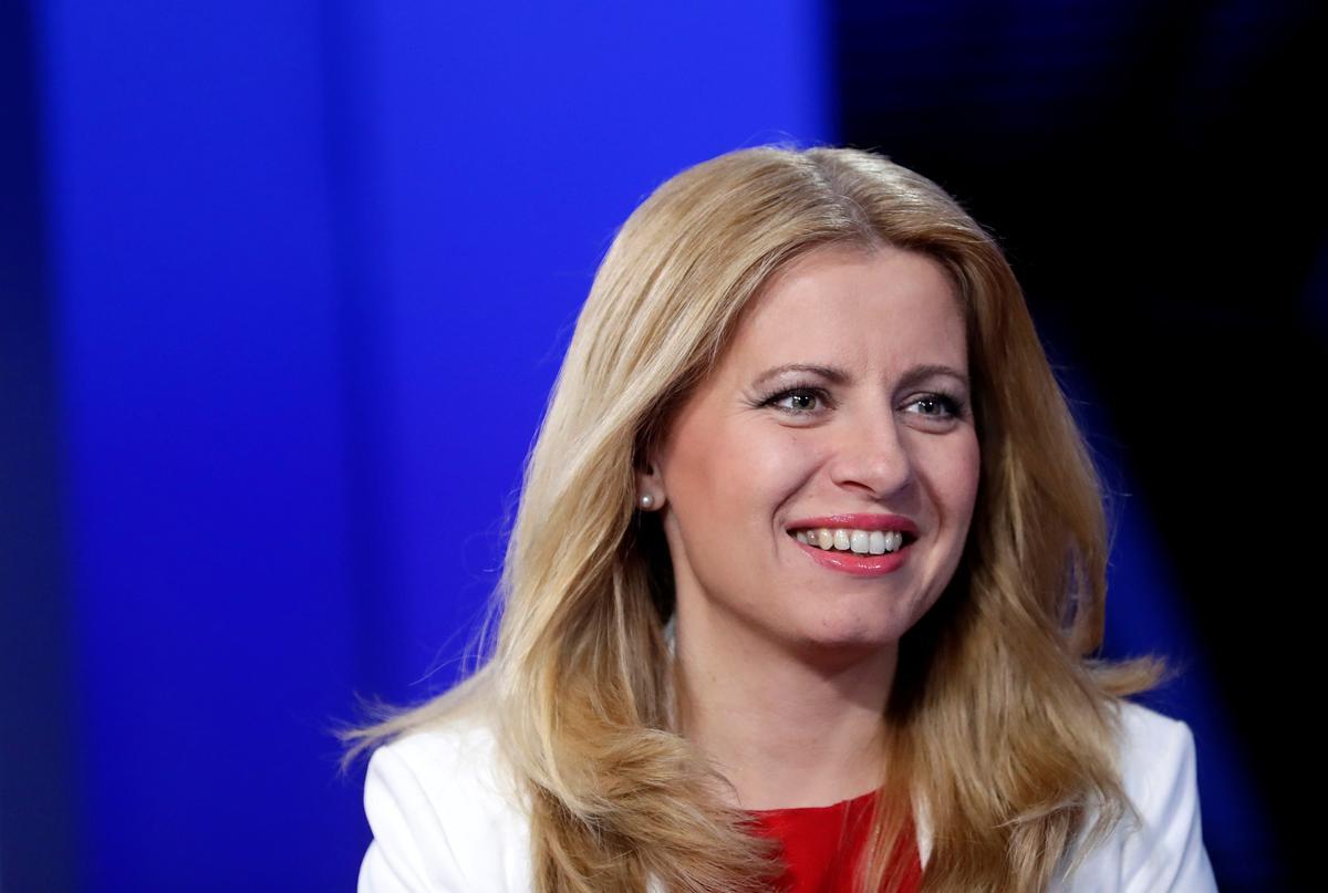 Eco Watch: 'Erin Brockovich of Slovakia' Becomes Slovakia's First Female President