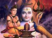Lord Karttikeya - Lord Shiva