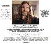 Richard Embleton July 2008