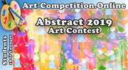 STUDENT - ART CONTEST TO ARTISTS AND PHOTOGRAPHERS 18 AND YOUNGER – ABSTRACT 2019