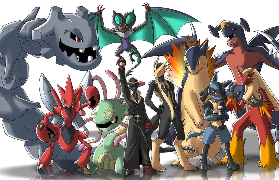 Pokemon Team Valore