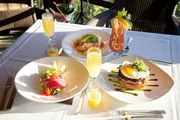 Mother's Day Three-Course Champagne Brunch and Limited Dinner Menu at Bayside Restaurant