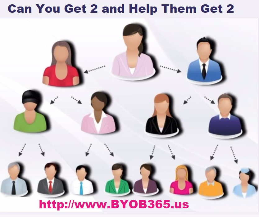 Get 2 and Help Them Get 2