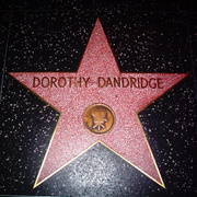 Dorothy Dandridge STAR