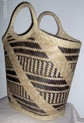 All natural woven bag