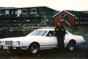 1974 Ford Thunder bird Pers Cars for many years now gone