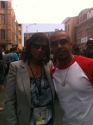 Me and Marques Houston