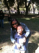 Me and Gabriel
