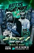 HATERS NIGHTMARE TOUR