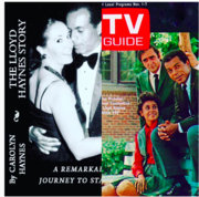 """Order on Amazon http://www.amazon.com/dp/1548760420 or Bookstores. """"Superbly written…pure magic, transported into the shoes of, Lloyd Haynes. #books #tv #celebrity #teacher #history #success"""