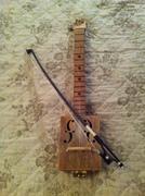BCB Cigarbox fiddle