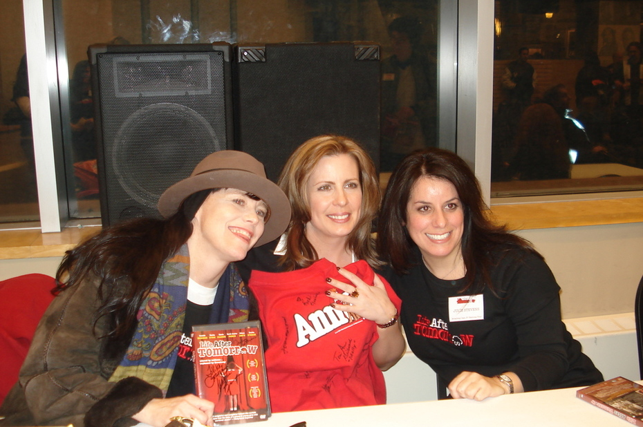 DVD Release Event at Barnes & Noble in New York City