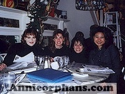 2001 Annie reunion in New York City