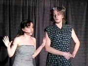 "Me as Tracy in ""Hairspray"""