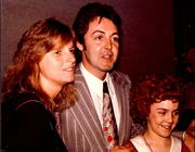 McCartney and Annie in Color