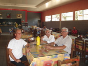 Barbosa, Josemá e Abílio