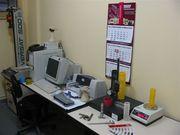 Laboratório Controle de Qualidade