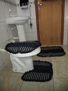 020Jogos de tapetes para banheiro