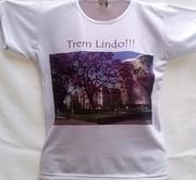 Camisetas e Chinelos Personalizados