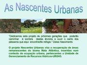 Projeto Nascentes Urbanas