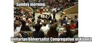 Sunday Morning at UUCA