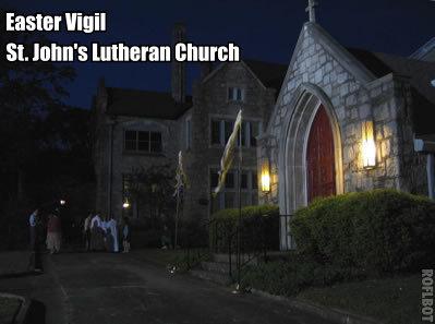 St. John Lutheran Easter Vigil