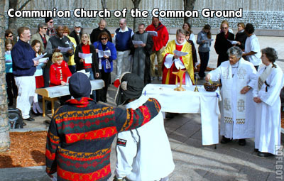 Common Ground service