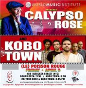 Calypso Rose, Queen Of Calypso Comes to NYC,