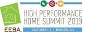 EEBA High Performance Home Summit 2019