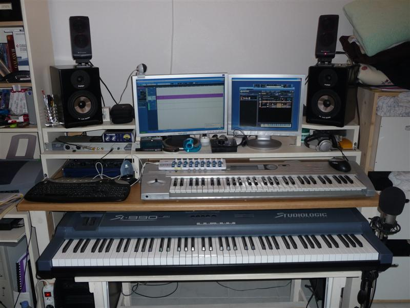My Home-studio
