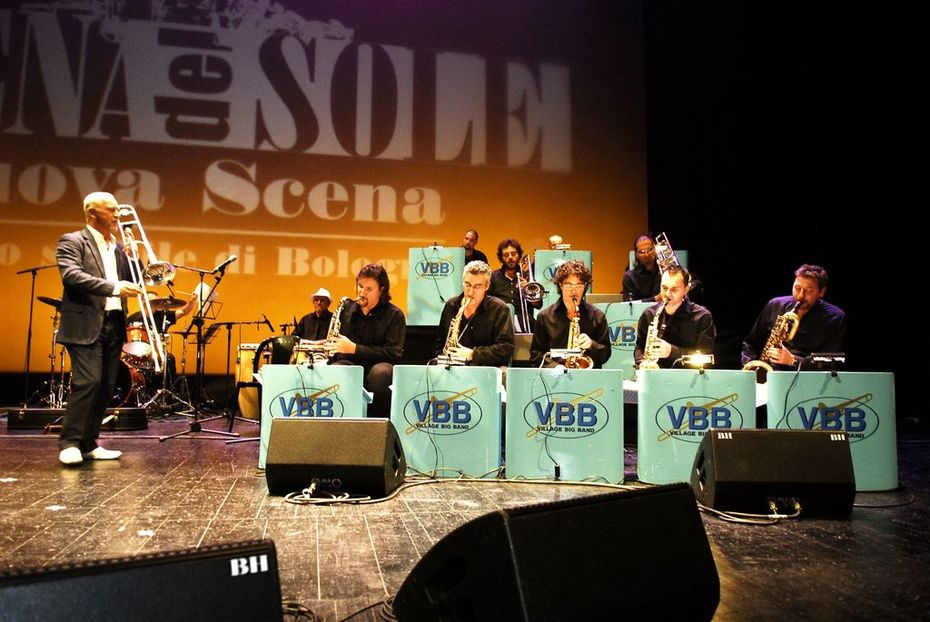 Me and my Big band