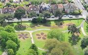Aerial view no. 2