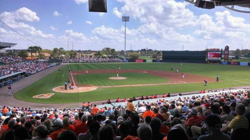 Ed Smith Stadium (Orioles) - Sarasota, FL
