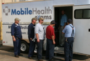 US mobile health exams Incorporated