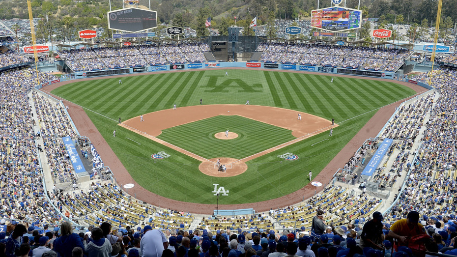 Dodgers Stadium (Dodgers) - Los Angeles, CA
