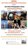 Closing Show Of The San Pedro Photographers Association
