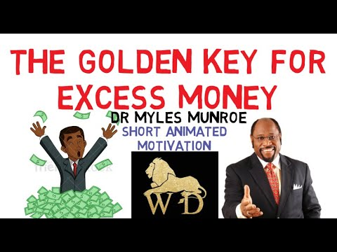 WOW! MIND BLOWING SECRETS to GOD'S WEALTH by Apostle Dr Myles Munroe