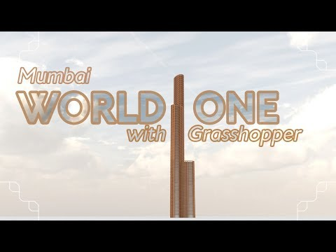 World One with Grasshopper