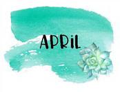 April's Activity Check