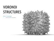 Voronoi structure on any surface