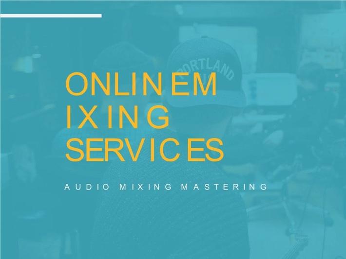 Online Mastering Service