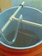 Ordinary sparge
