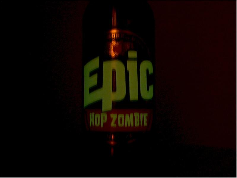 Epic Hop Zombie Glowing