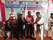 WORLD INTERNATIONAL COMBAT MARTIAL ARTS SOCIETY - INDIA