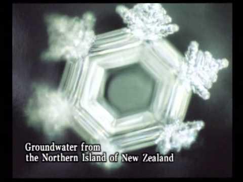 Documentário: O poder da água (completo) - dublado [Dr. Massaru Emoto]