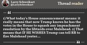 House Announcement