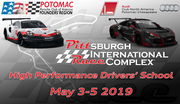 Inaugural Pittsburgh International Race Complex Drivers' School with PCA