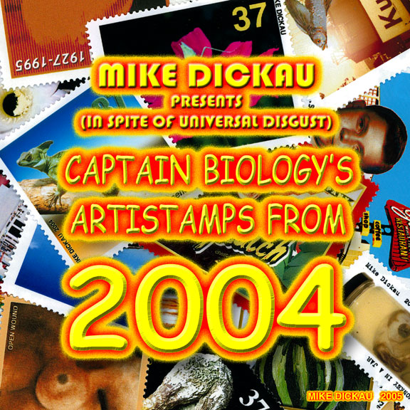 2005 ARTISTAMP COLLECTION COVER