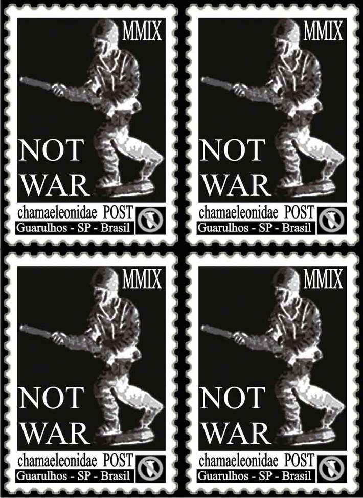 SELO NOT WAR
